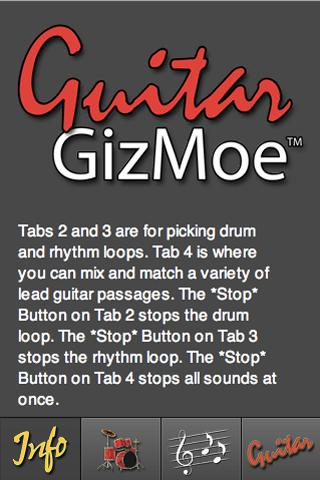Guitar Gizmoe