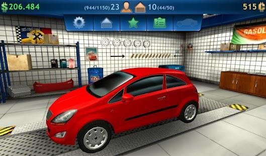 Game Car Mechanic Simulator APK for Kindle
