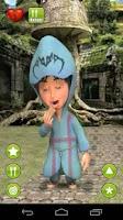 Screenshot of Talking Nikito Ninja