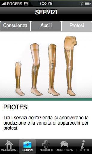 MATRAGRANO - Ortopedia e Sanit