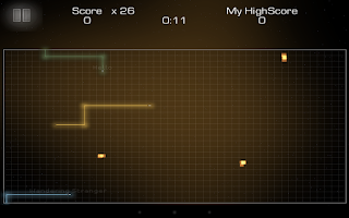 Screenshot of Hard Lines