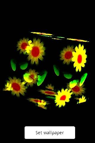 三維 loverly向日葵
