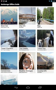 Anchorage Offline Travel Guide - screenshot