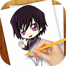 Learn To Draw Code Geass Anime