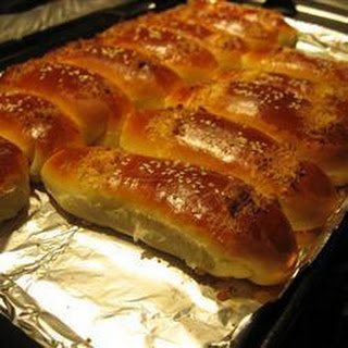 Chinese Baked Buns Recipes