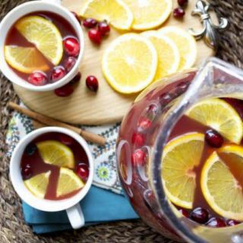 Cranberry Spice Tea