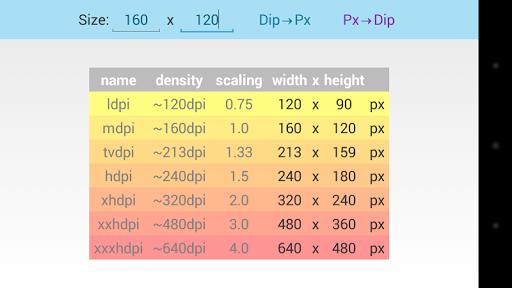 Display Tester Pro Unlocker - screenshot