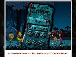 Screenshot of Rise of the Zombie