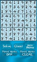 Screenshot of Sudoku Solver Plus