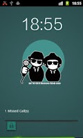 Screenshot of Greenish - MagicLockerTheme