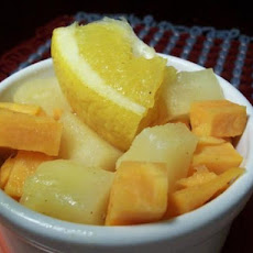 Ww Baked Yams With Pineapple - 3 Points