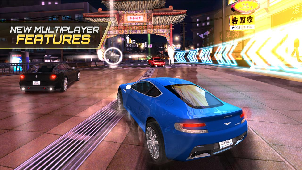 Asphalt 7: Heat Screenshot 3