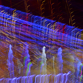 Festival of lights by Arvind Akki - Abstract Light Painting ( abstract, light, forms, colours )