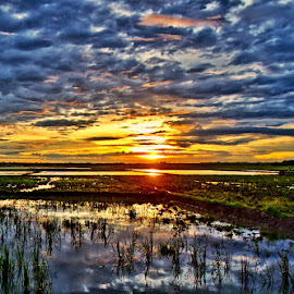 by Darlis Herumurti - Landscapes Sunsets & Sunrises