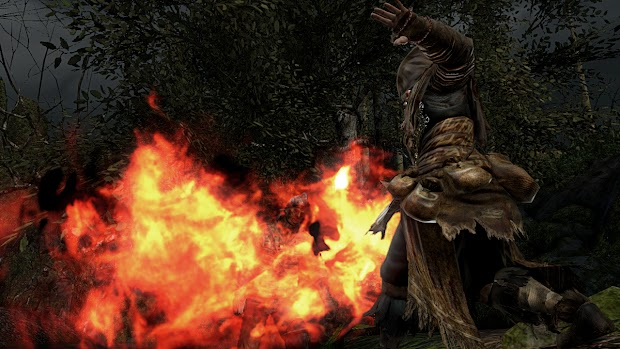 Hollowed players can have their games invaded in Dark Souls II