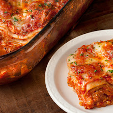 Turkey Sausage Lasagna Recipe