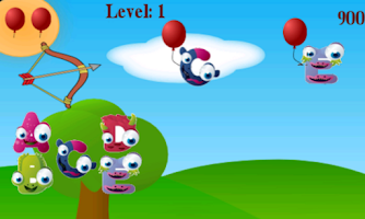 Screenshot of Letters Game for Kids