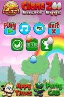 Screenshot of Clone Zoo Easter Eggs HD