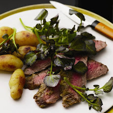 Wasabi Flank Steak Recipe