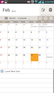 Screenshot of PlanPlus PLANNER