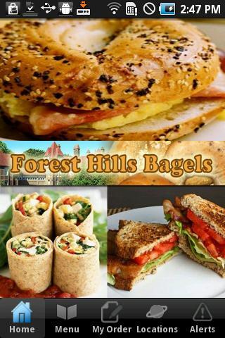 Forest Hills Bagels