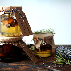 Infused Syrup Gift Jars