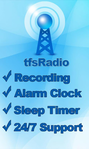 tfsradio-greece for android screenshot