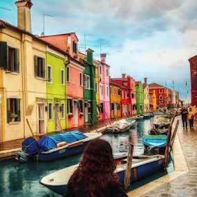 Burano by Andrea Conti - City,  Street & Park  Historic Districts