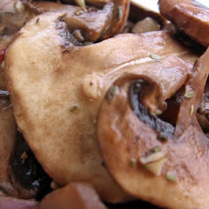 Herb Mushrooms