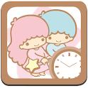 SANRIO CHARACTERS Clock1 icon