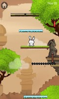 Screenshot of Bunny Jump Arcade !