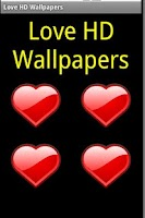 Screenshot of Love Wallpapers HD