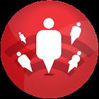 Vodafone Radar icon