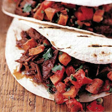 Chipotle Maple Barbecue Beef Brisket