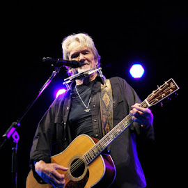 Kris Kristofferson by Svetlana Zubakhina - People Musicians & Entertainers (  )