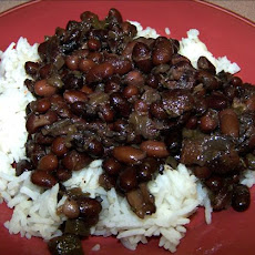 Crock Pot Smokey Black Beans