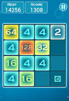 Screenshot of 2048 Glow