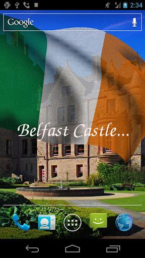 免費個人化App|3D Ireland Flag Live Wallpaper|阿達玩APP