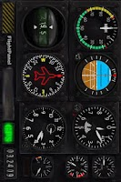 Screenshot of FlightPanel