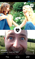 Screenshot of CamCam - Selfies & Dual Shot!