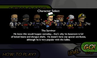 Screenshot of Zombieville USA
