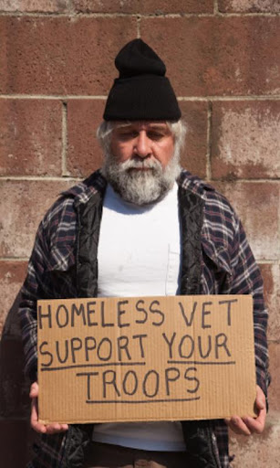 Homeless Shelter For Veterans