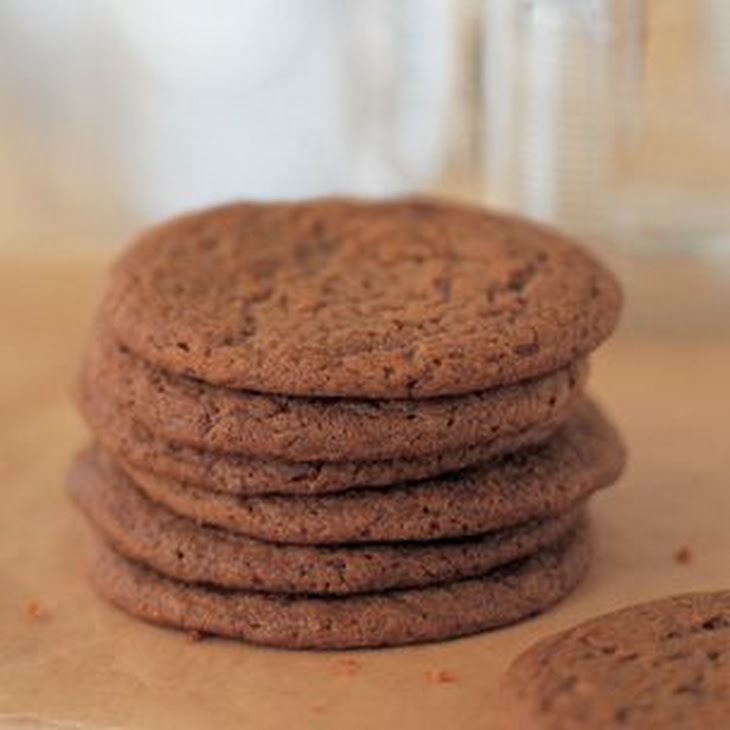 Ginger-Molasses Cookies Recipe | Yummly