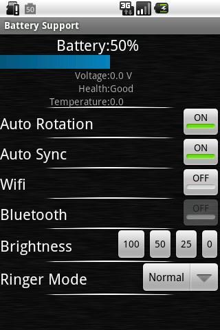 無料工具AppのBattery Support|HotApp4Game