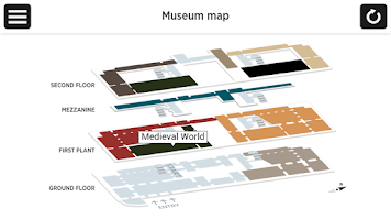 Screenshot of MAN Museum