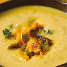 Spiced Pumpkin And Butternut Soup