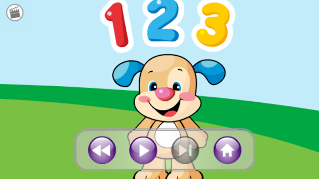 Laugh & Learn™ Puppy's Player APK screenshot thumbnail 3