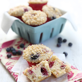 Berry Cheesecake Muffins Recipes