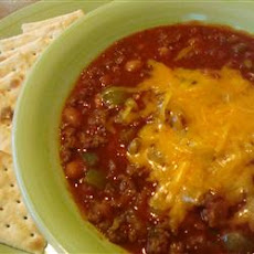 Mighty Matt's Kick-Butt Chili