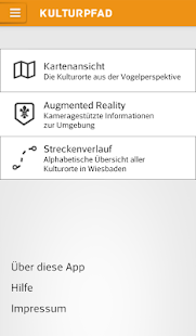 Kulturpfad - screenshot